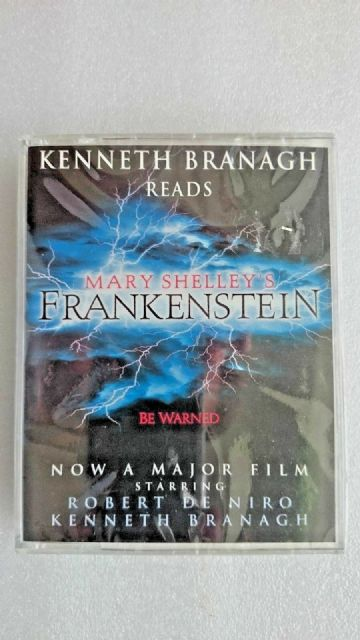 Frankenstein by Mary Shelley (Audio cassette, 1994) - NEW and SEALED